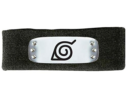 Ripple Junction Naruto - Shippuden Naruto Metal Plate Head Band