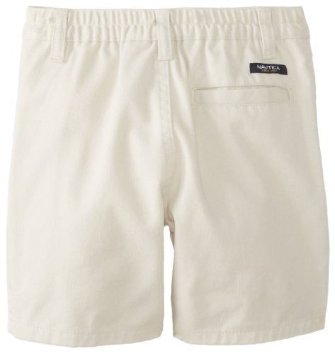 Nautica Baby-Boys Infant Short Sleeve Woven and Short 2 Piece Set, Hibiscus, 12 Months