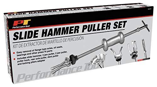 Performance Tool W89725 Slide Hammer Puller Set