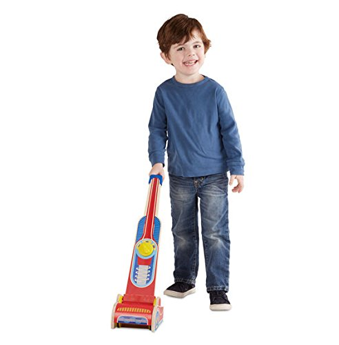 Becker's School Supplies Melissa & Doug Let's Play House! Housekeeping & Vacuum Set
