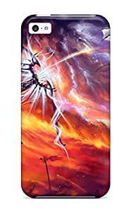 Keyi chrissy Rice's Shop High Impact Dirt/shock Proof Case Cover For Iphone 5c (archer)
