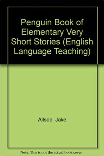 Penguin Book of Elementary Very Short Stories (English