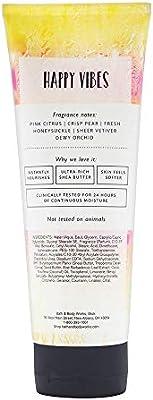Bath & Body Works Happy Vibes Ultra Shea Body Cream, 8 Ounce