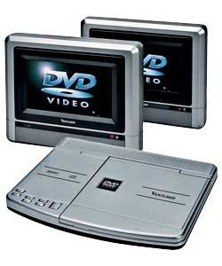 venturer mobile twin screen in car dvd players. Black Bedroom Furniture Sets. Home Design Ideas