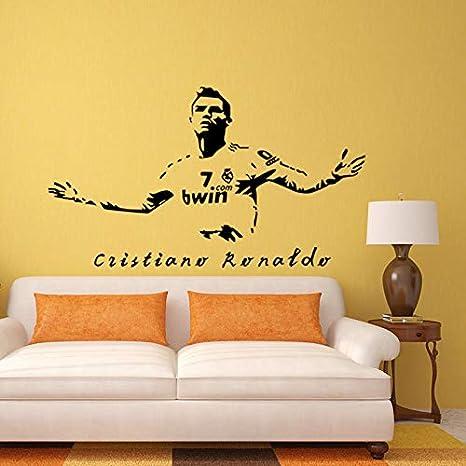 Etiqueta de la pared Dormitorio del dormitorio de Madrid ...