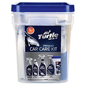 Turtle Wax TURT_ICEPREMIUM Ice Premium Car Care Kit