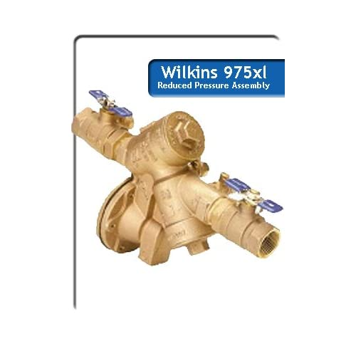 "Wilkins 975 xl 3/4"" Assembly"