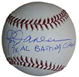 "ROD CAREW AUTOGRPAHED BASEBALL 10806 MINNESOTA TWINS w/""7x BATTING CHAMP"" - JSA Certified - Autographed Baseballs"