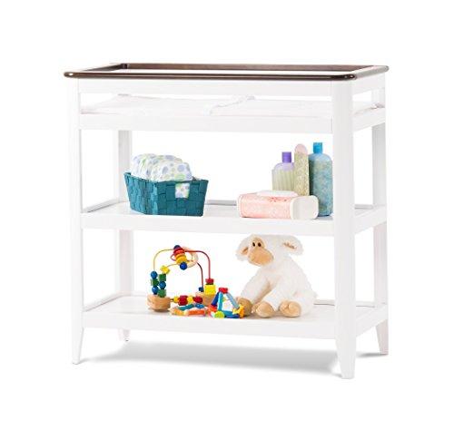 Childcraft Studio Dressing Table, Matte White/Slate