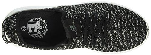 XTI 40077 - Zapatillas Hombre Negro - negro (Negro)
