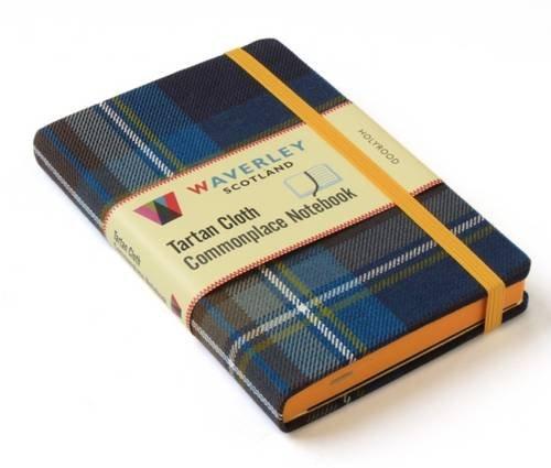 Holyrood (Waverley Genuine Scottish Tartan Notebook)