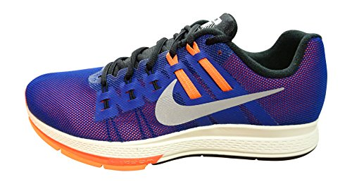 Crmsn Men NIKE 19 Air Dp Flash Shoes ttl Orange Silver Ryl Bl Slvr Blue Black Zoom 's Structure Running Rflct HXdrxd