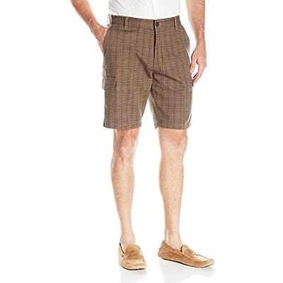 Kahala Men's Kawika Plaid Cargo Shorts   Amazon.com