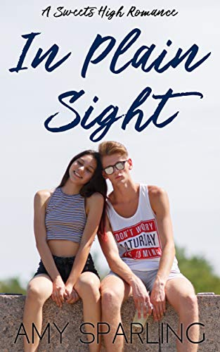 In Plain Sight (Sweets High Romance Book 1)