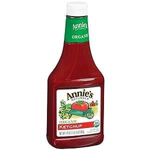 Annie's Organic Gluten Free Ketchup, 24 oz Bottle