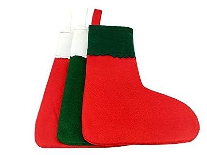 Sodertex Kit Calcetines Navidad Fieltro 10 Colores Espesor