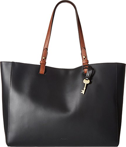 Fossil Rachel Work Tote Bag, Black -