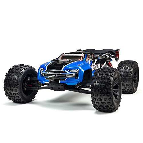 ARRMA 1/8 KRATON 6S BLX 4WD Brushless Speed Monster Truck RTR, Blue