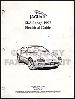1997 Jaguar XJ6 Electrical Guide Wiring Diagram Original ... on jaguar wagon, jaguar fuel pump diagram, jaguar parts diagrams, jaguar electrical diagrams, jaguar rear end, jaguar shooting brake, jaguar mark x, jaguar e class, jaguar growler, jaguar xk8 problems, jaguar r type, jaguar hardtop convertible, jaguar gt, jaguar racing green, jaguar 2 door, jaguar exhaust system, dish network receiver installation diagrams, jaguar mark 2, 2005 mini cooper parts diagrams,