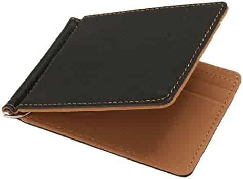 11e230cdda76 Pesters Mens Synthetic Leather Wallet Money Pockets Credit ID Cards Holder  Purse 2 Colors