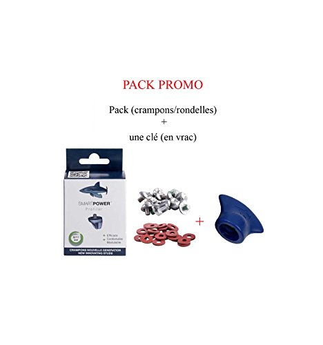 Rugby Pack Mm 8 Profiler crampons Smart 11 Power rondelles Crampons O1wqEx1BA