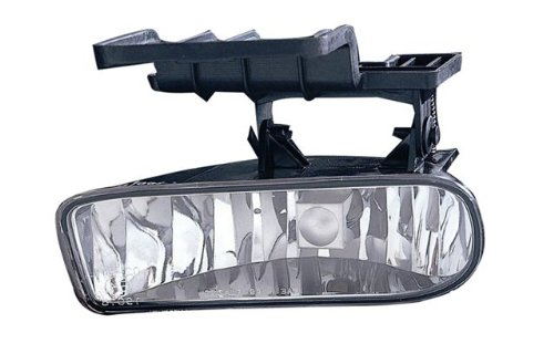 Chevy Silverado 99 - 02 Tahoe Suburban 00 - 05 Fog Light Wit