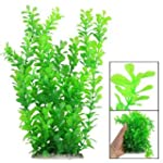 "12"" Green Water Plastic Plant Decorat..."