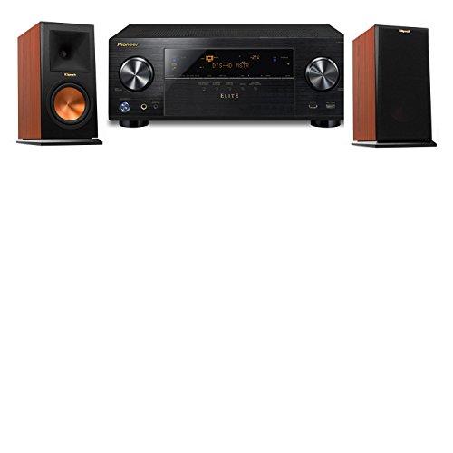 Klipsch RP-160M-CH Monitor Speaker Pioneer Elite VSX 80