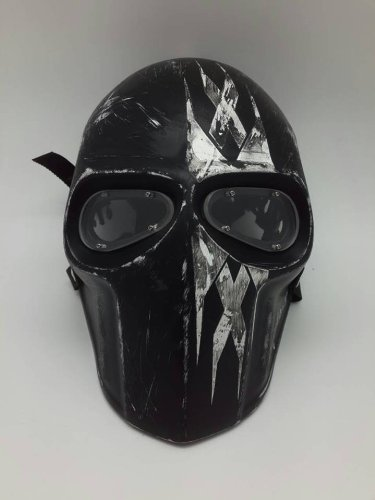 [Army of Two Custom Airsoft Mask and Prop Mask