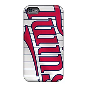 Apple Iphone 6s WbH456zEGP Customized Lifelike Minnesota Twins Series Scratch Protection Hard Phone Cover -case88zeng