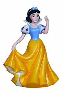 Precious Moments, Disney Showcase Collection, The Fairest Of Them All, Bisque Porcelain Figurine, 132705