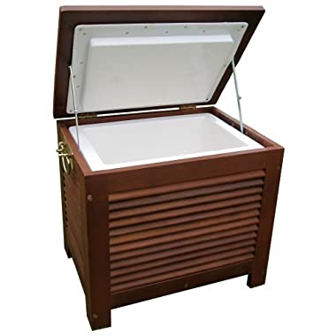 Merry Garden Wooden Patio Cooler
