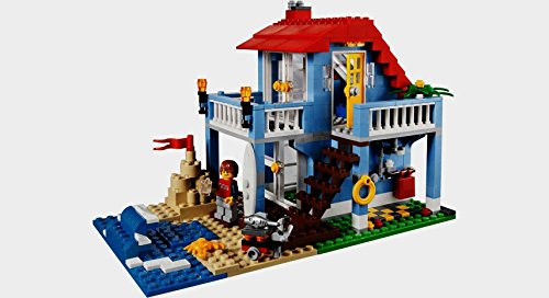 LEGO Creator 7346 Seaside House (415 Pieces)