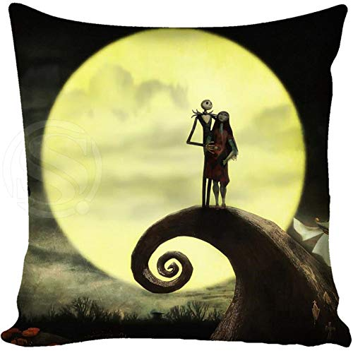 CHITOP Nightmare Before Christmas | g0309 Custom Jack Nightmare Before Christmas Sally #r Pillowcase Home hot Pillow Cases 9-22t -