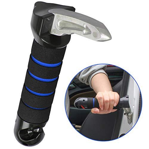 Portable Vehicle Support Handle, CoiTeK 3 in 1 Elderly Car Assist Handle Cane Automotive Door Assist Handles with…
