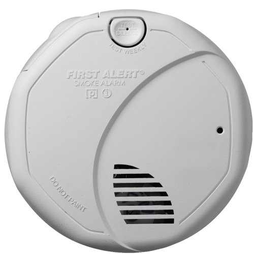 1 - Dual Sensor Smoke Alarm, Utilizes ionization & photoelec