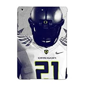 Freshmilk Design High Quality Oregon Football Cover Case With Ellent Style For Ipad Air(nice Gift For Christmas)