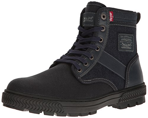 Levis Men's Richmond Denim Fashion Boot, Navy, 10 M US