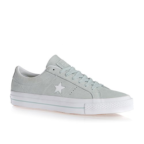 Converse Unisex-Erwachsene Sneakers One Star C153064 Low-Top Polar Blue White White