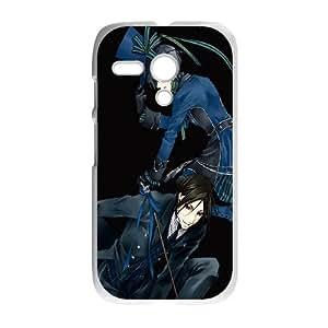 Motorola Moto G Phone Case Cover Black Butler BB6654