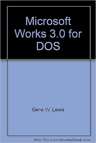 Descargar Utorrent Castellano Learn App W/microsft Works 3.0 Dos Ebook PDF