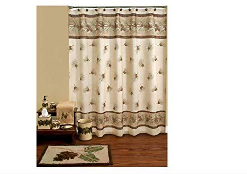 Saturday Knight LTD Pinehaven Shower Curtain