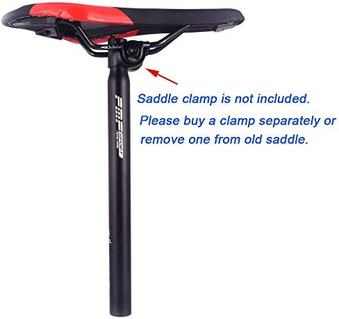 Seat Post Bicycle Aluminum alloy Lightweight Rod Road Outdoor 10 sizes