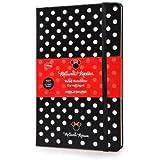 Cuaderno De Minnie Mouse (Tamaño Grande, Páginas Rayadas)