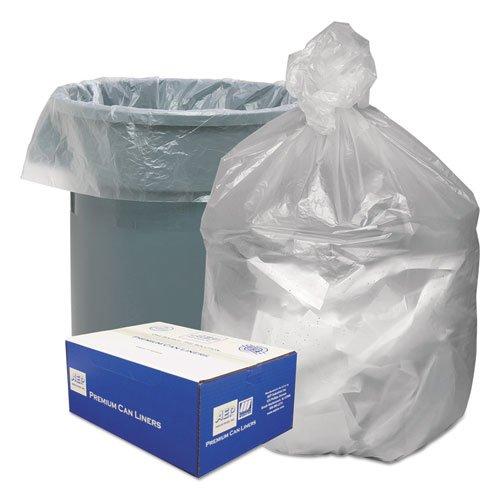 WBIGNT4348 - Webster High Density Waste Can Liners
