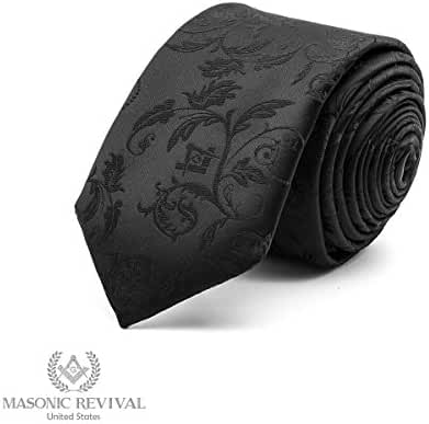 Noche Necktie by Masonic Revival