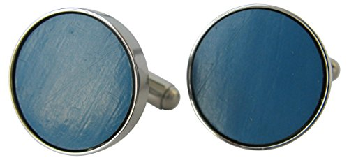 Legendary Man Yankee Stadium Seat Round Cuff Links (Best Seats At Yankee Stadium For Baseball)