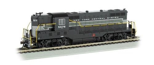 Bachmann Industries New York Central System #5676 EMD Gp7 DC