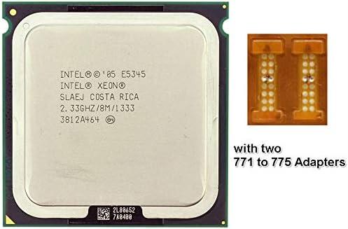 MAO YEYE Intel XEON E5345 Processor 2.33GHz 8MB 1333MHz Quad Core Server CPU