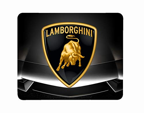 Computer Laptop Mousepad Mat Mouse Pad Luxury Car Birthday Christmas Valentine Anniversary Halloween Kids Lambo Gift -